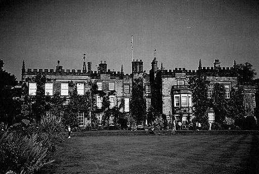 The Ghosts of Renishaw Hall